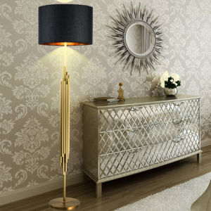 Very Fashion Modern Style Standing Floor Lamp Light with Fabric Shade for Hotel pictures & photos