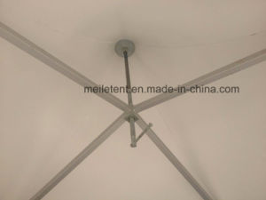 4X4m High Quality Aluminum Frame PVC Gazebo Garden Tent pictures & photos