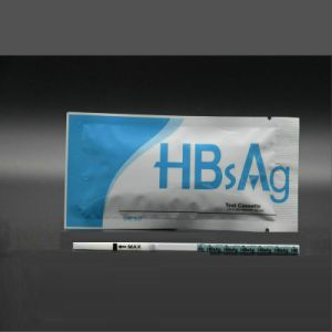 in-Vitro Diagnostic Test HBsAb Test Strip pictures & photos
