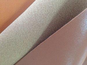 Copy Microfiber PU Leather for Shoe (U2P178)
