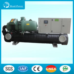 HVAC 30 Ton Water Cooled Screw-Type Chiller pictures & photos