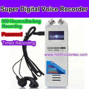 Long Time Recording Portable Voice Recorder (H800)