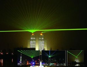 10W Outdoor Green Laser Spot Light pictures & photos