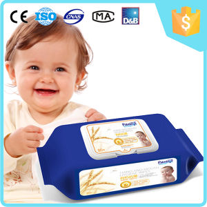 Kid′s Wet Wipes (BW-046-80) pictures & photos