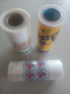 Co-Extrusion Plastic Beverage Package Film