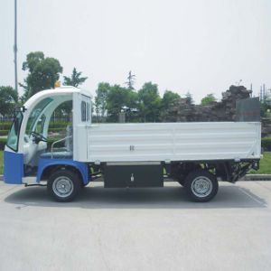 Newest Electric China Automobile Van with Platform for Sale Dt-12 with CE pictures & photos