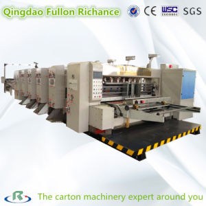 Automatic Corrugated Carton Box Making Machine Manufacturers pictures & photos