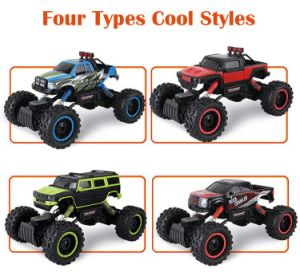 1503-1 / 14 2.4GHz 4WD Climbing Rally Car Remote Control Crawler pictures & photos