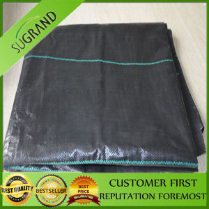 Agriculture Hot Use Black Color PP Woven Cover pictures & photos