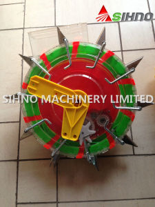 Home Hands Pushing Manual Corn/Maize/Vegetable Seeder pictures & photos