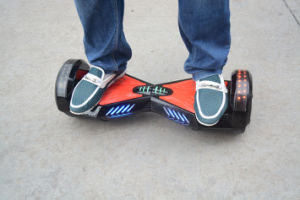 Self Balance Scooter with RC Bluetooth, Flashing Right pictures & photos