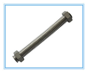 6.8 Gradde Zinc Plated Thread Rod (DIN975/ DIN976) pictures & photos
