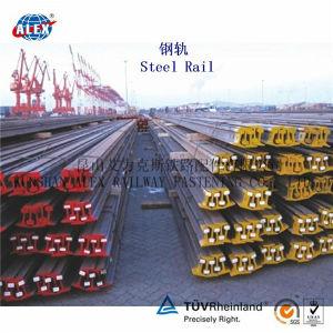 43kg, 50kg Steel Rail Used in Railway pictures & photos
