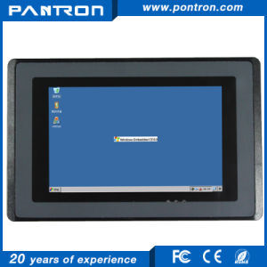 2016 Fan-less design cheap HMI with 5′′ resistive Touch screen pictures & photos