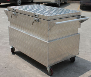 Steel Heavy Duty Jobsite Tool Box