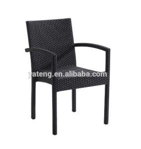 Foshan Factory Modern Garden Rattan Furniture Dining Table Set pictures & photos