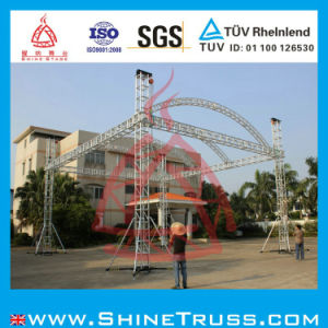 Outdoor Aluminum Roof Truss pictures & photos