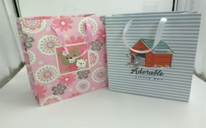 New Design Custome Shopping Paper Packing Bags