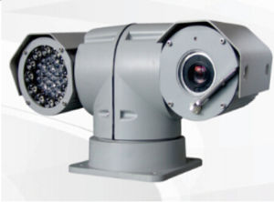 Vehicle-Mounted IR Night Vision Variable Speed PTZ & HD Camera pictures & photos