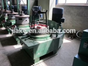 China Straight-Line Steel Wire Drawing Machine pictures & photos