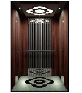 Luxury Mrl Mirror Stainless Steel Passenger Elevator pictures & photos
