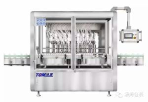 Jiangsu Tom Dgp-Z-12D Piston Filling Machine