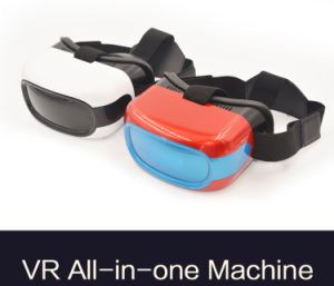 All in One 3D Virtual Reality Glasses 1080P