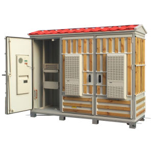 Outdoor Air Conditioner Used in Telecom Cabinet