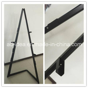 Metal Display Stand/Display for Quartz, Stone, Mosaic Tile Exhibition (MK-26) pictures & photos