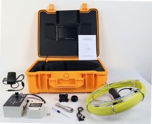 Video Camera for Underground Leak and Line Detection pictures & photos