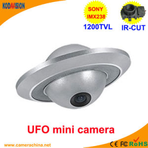 Sony Imx238 CMOS 1200tvl Miniature UFO Security CCTV Camera pictures & photos
