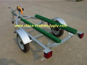 Factory Made Bunk 3.5m Jet Ski Trailer (CT0068) pictures & photos