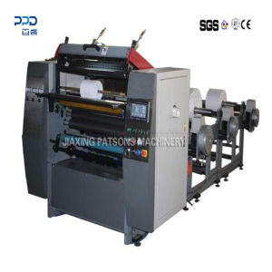 China Supplier 3ply Carbonless Paper Roll Slitter Rewinder pictures & photos