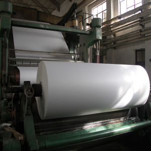 1575mm High Speed Print Writing Paper Roll 80GSM Making Machines pictures & photos