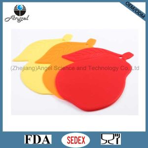 Silicone Kitchen Mat Silicone Pot Mat Sm11 pictures & photos