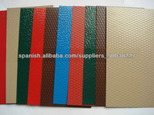Corrugated Aluminium/Aluminum Roofing (flat, stucco emboss, color coated) pictures & photos