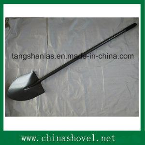 Shovel Hand Tool Long Steel Handle Shovel pictures & photos