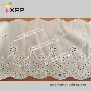008popular Embroidery Lace for Women Garment pictures & photos