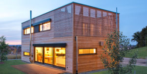 Two-Storey Steel Structural Prefabricated House pictures & photos