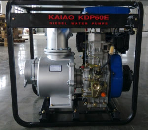 6inch Diesel Water Pumps Kdp60e pictures & photos