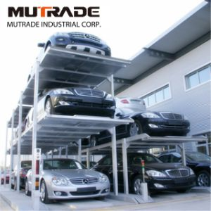 Hydraulic and Electric Underground Car Garage pictures & photos