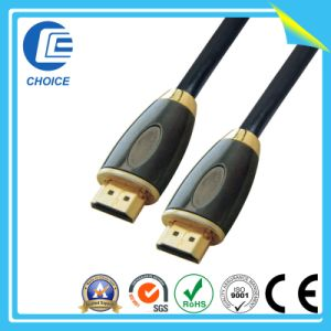 High Quality /High Speed USB Computer HDMI Cable (HITEK-77) pictures & photos