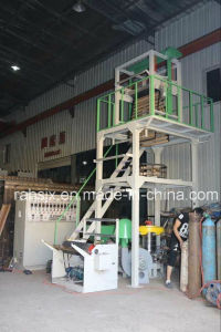 Double Screw ABA Film Blowing Machine pictures & photos