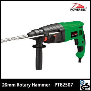 800W 26mm Power Tool Rotary Hammer (PT82507) pictures & photos