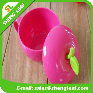 Promotion Gifts Coffee Mug, Advertising Plastic Travel Mug? (SLF-PM023) pictures & photos
