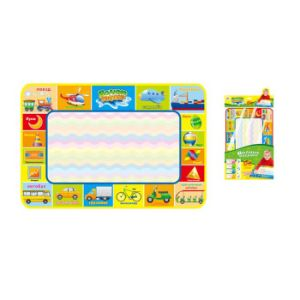 Magic Doodle Mat Eco-Friendly Drawing Board Water Painting Mat pictures & photos