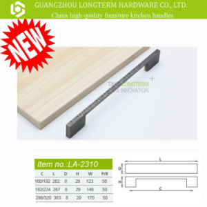 Modern Furniture Cabinet Hardware Kitchen Drawer Zinc Alloy Handle pictures & photos
