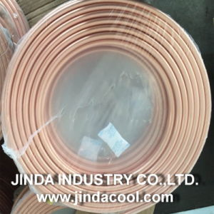 50′ Pancake Coil Copper Tube in Air Conditioner pictures & photos