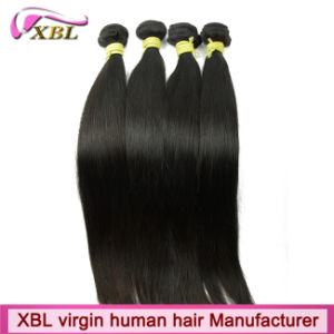 Tangle Free Silky Straight Virgin Brazilian Hair Extensions pictures & photos