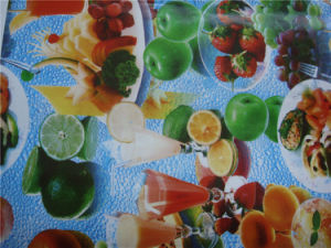 PVC Table Cloth, PVC Tablecloth, PVC Table Cover, Vinyl Tablecloth, Vinyl Table Cover pictures & photos
